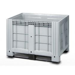 Пластиковий контейнер iBox на полозах