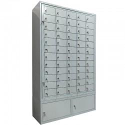 Абонентский металлический шкаф Wss 62