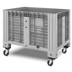 Пластиковый контейнер iBox на ножках