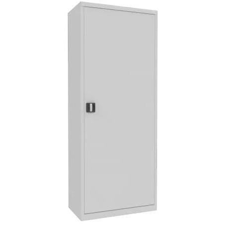 One door metal cabinet for documents