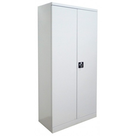 Metal cabinet for documents bivalve