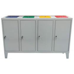 Контейнер для роздільного збору сміття MPO 04