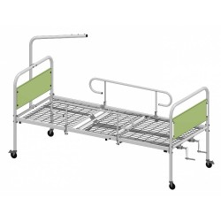 Ліжко медичне функціональне MF KM