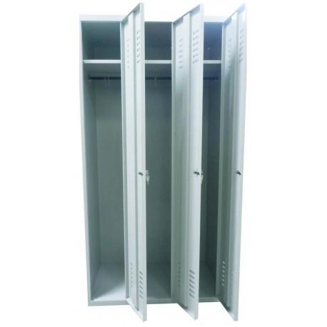Гардеробна металлева шафа Sum 330