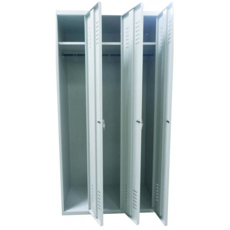Гардеробный металлический шкаф Sum 330