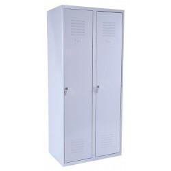 Шкаф медицинский гардеробный Sum MF 420