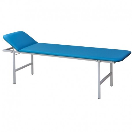 Medical massage couch and examination of the patient.