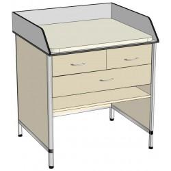 Столик пеленальный STL 803.1
