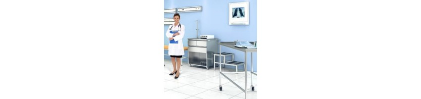 Медичні столи та столики