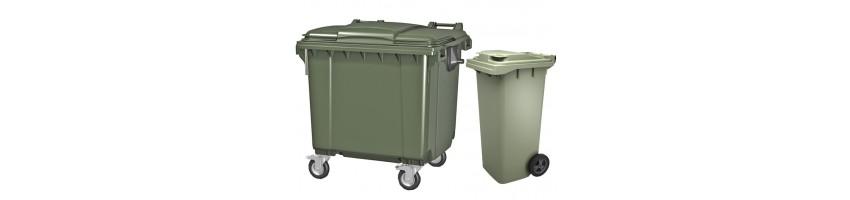Сміттєві контейнери та урни